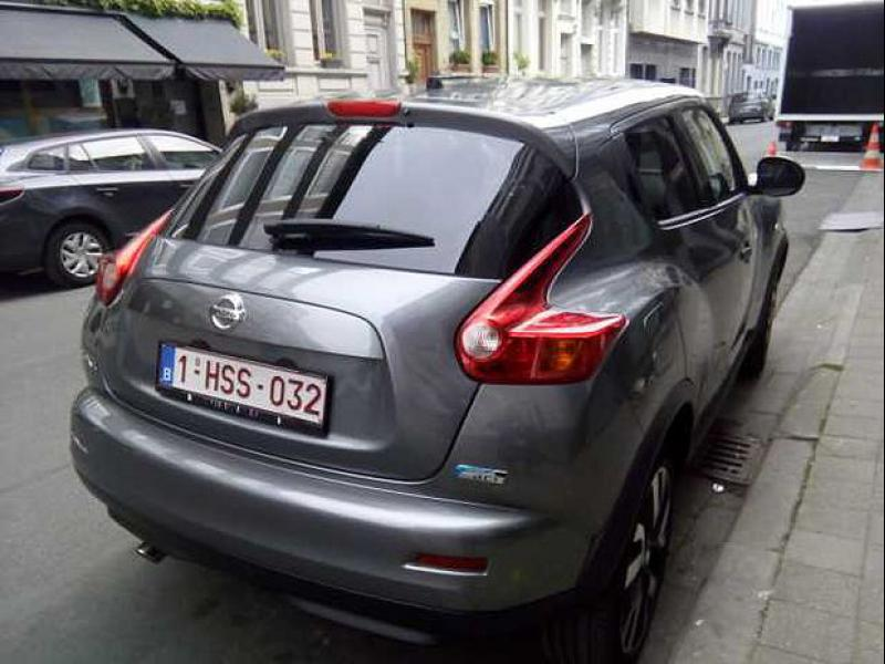 nissan juke n tech dci 110cv 29990 km. Black Bedroom Furniture Sets. Home Design Ideas