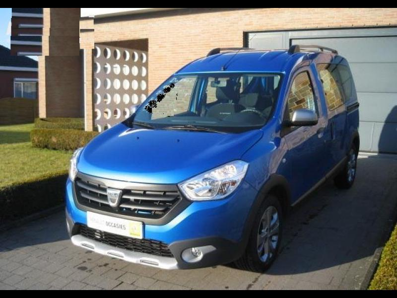 dacia dokker stepway dci 90cv 53200 km. Black Bedroom Furniture Sets. Home Design Ideas