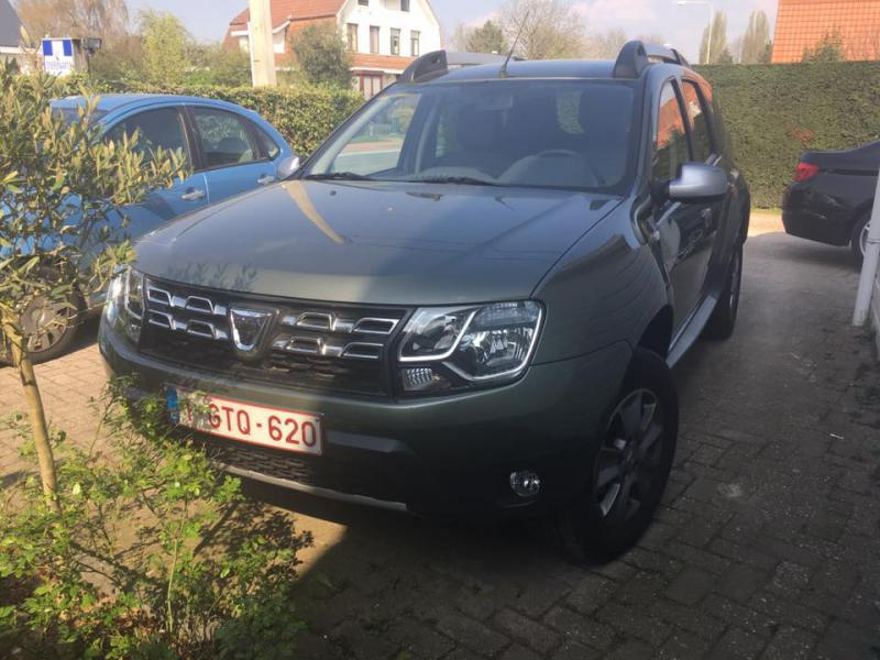 dacia duster 2 prestige 1 2 tce 125 4x2 22689 km. Black Bedroom Furniture Sets. Home Design Ideas