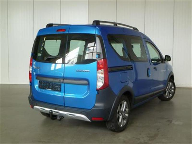 dacia dokker stepway 1 2tce 115cv 32100 km. Black Bedroom Furniture Sets. Home Design Ideas