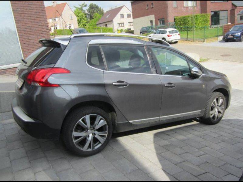 peugeot 2008 crossway 1 6 hdi 115 fap 62589 km. Black Bedroom Furniture Sets. Home Design Ideas