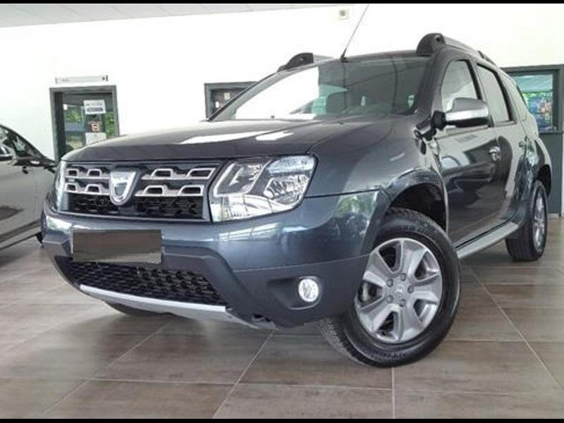 dacia duster 2 prestige 1 2 tce 125 4x2 22000 km. Black Bedroom Furniture Sets. Home Design Ideas