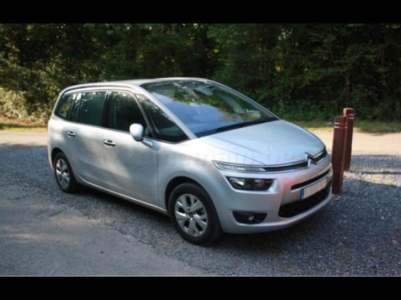citroen c4 grand picasso intensive 1 6hdi115 7 places 11150 km. Black Bedroom Furniture Sets. Home Design Ideas