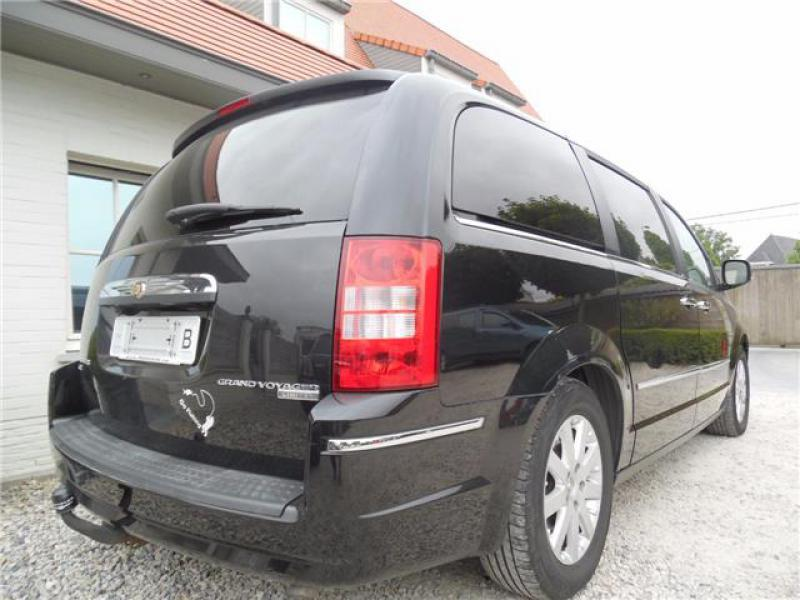 chrysler grand voyager limited 2 8crd 163cv bva 7pl 89990 km. Black Bedroom Furniture Sets. Home Design Ideas