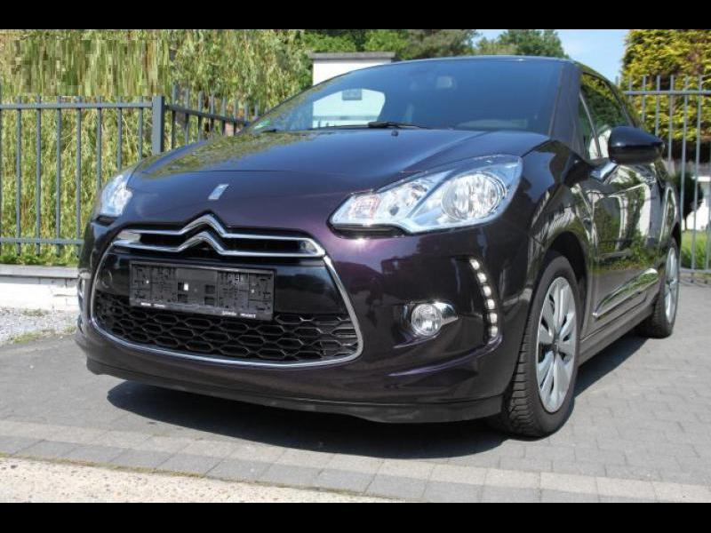 citroen ds3 so chic 1 2 puretech 82cv 11950 km. Black Bedroom Furniture Sets. Home Design Ideas