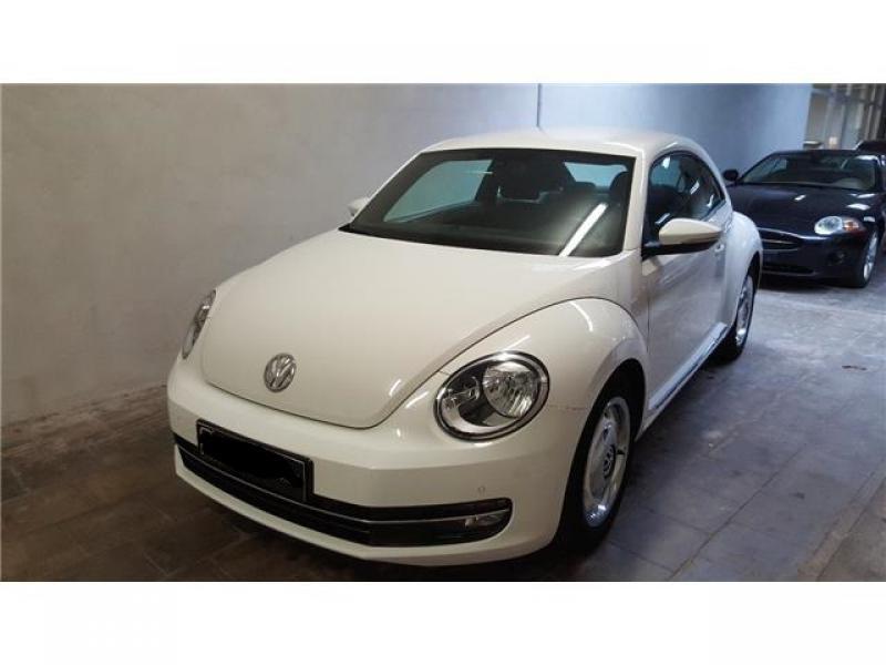 volkswagen beetle coccinelle design 1 2tsi 105 27021 km. Black Bedroom Furniture Sets. Home Design Ideas