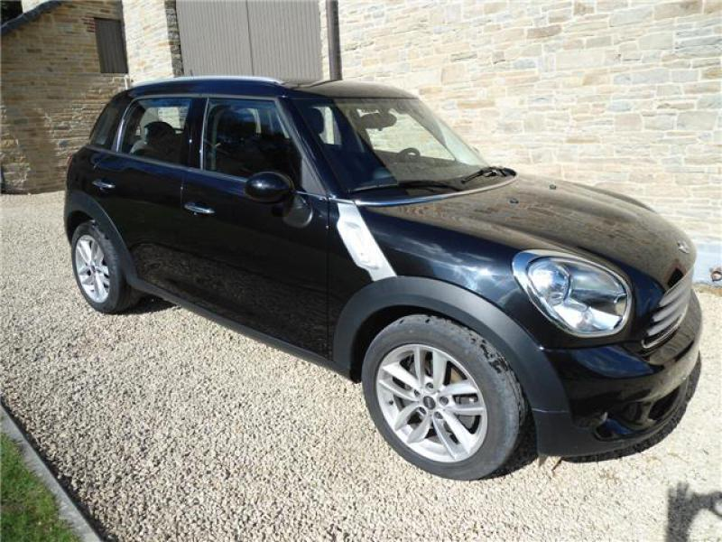 Mini Cooper D Countryman Pack Chili 16d 112cv 43200 Km