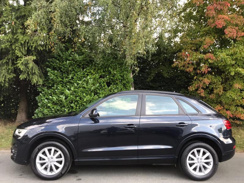 audi q3 ambition luxe 2 0 tdi 136 2wd 67000 km. Black Bedroom Furniture Sets. Home Design Ideas