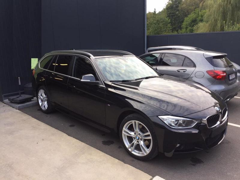 bmw serie 3 318 318d touring pack m xdrive 143 42455 km. Black Bedroom Furniture Sets. Home Design Ideas