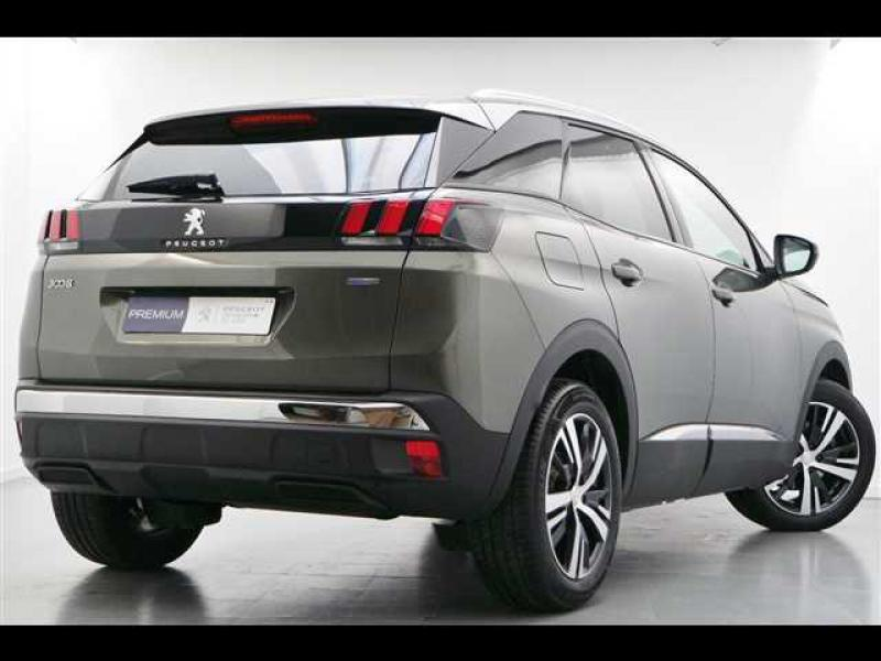 peugeot 3008 ii new g n ration allure 1 2 puretech 130 eat6 7504 km. Black Bedroom Furniture Sets. Home Design Ideas