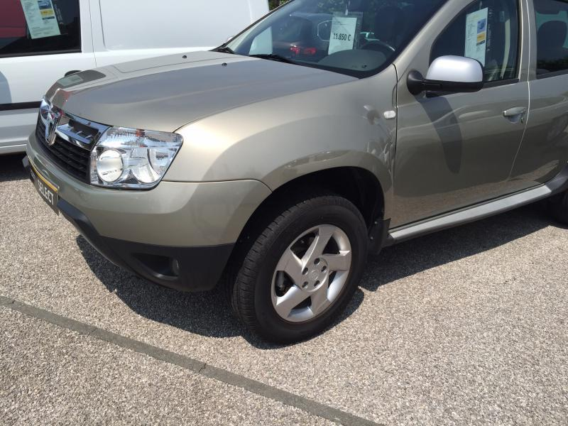 dacia duster prestige 1 5 dci 110cv 48542 km. Black Bedroom Furniture Sets. Home Design Ideas