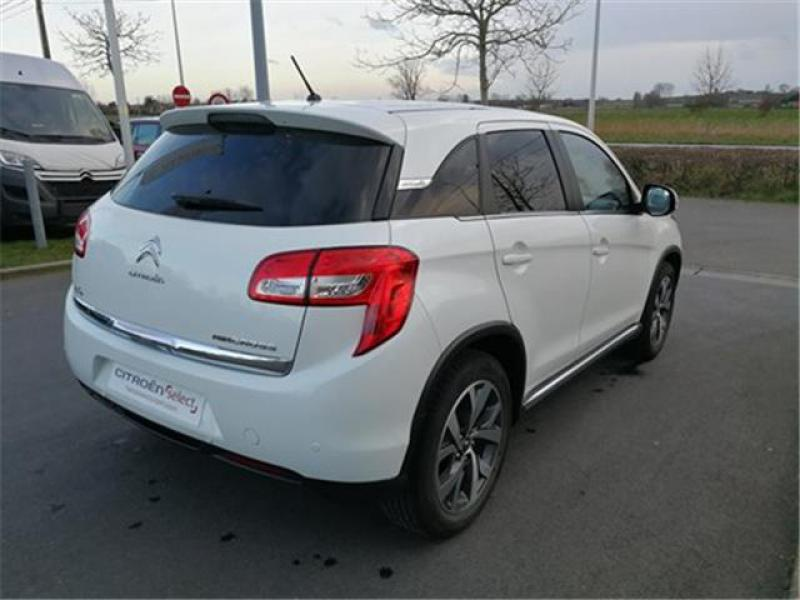 citroen c4 aircross exclusive 1 6 hdi 115 4x2 27499 km. Black Bedroom Furniture Sets. Home Design Ideas