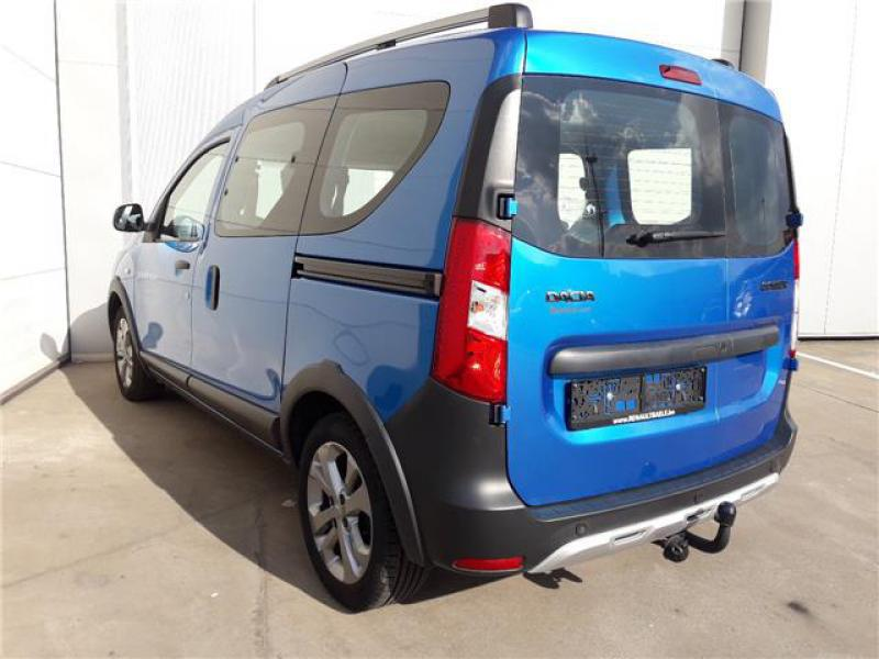 dacia dokker stepway 1 2 tce 116 14820 km. Black Bedroom Furniture Sets. Home Design Ideas