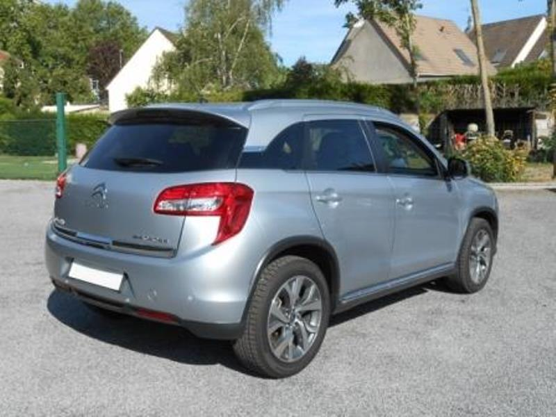 citroen c4 aircross exclusive 1 6l hdi 115 34100 km. Black Bedroom Furniture Sets. Home Design Ideas