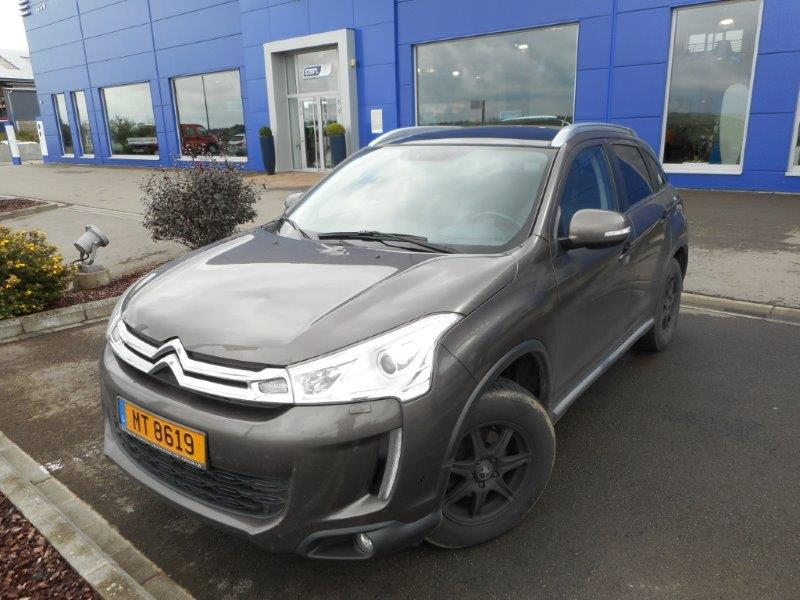 citroen c4 aircross exclusive 1 8 hdi 150cv 49000 km. Black Bedroom Furniture Sets. Home Design Ideas