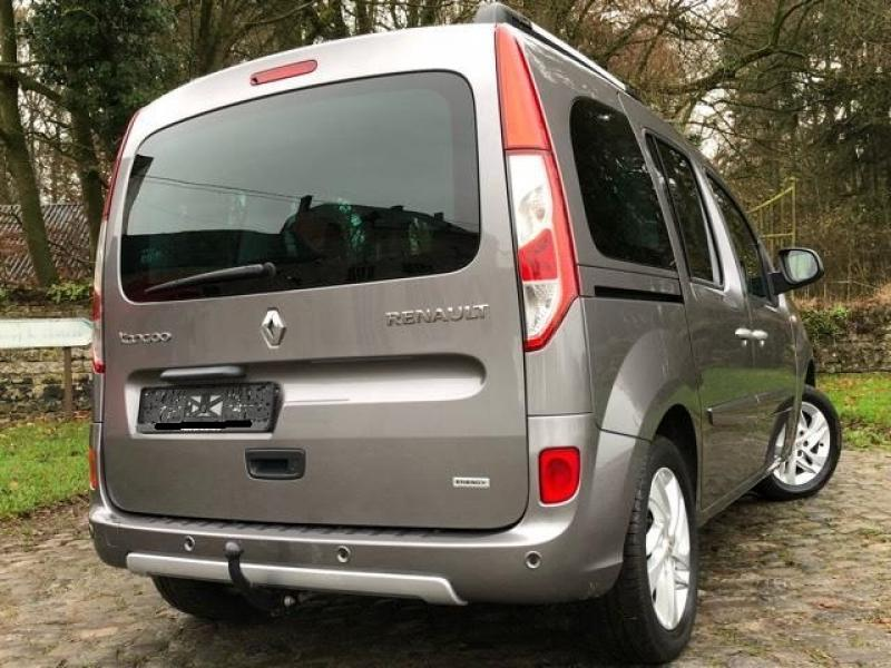 renault kangoo ii intens 1 5 dci 110 57238 km. Black Bedroom Furniture Sets. Home Design Ideas