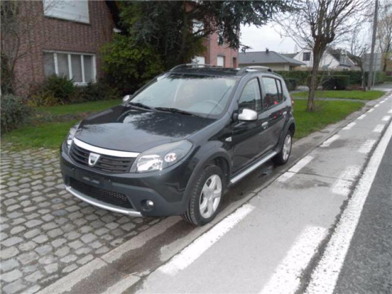 dacia sandero stepway 53000 km. Black Bedroom Furniture Sets. Home Design Ideas
