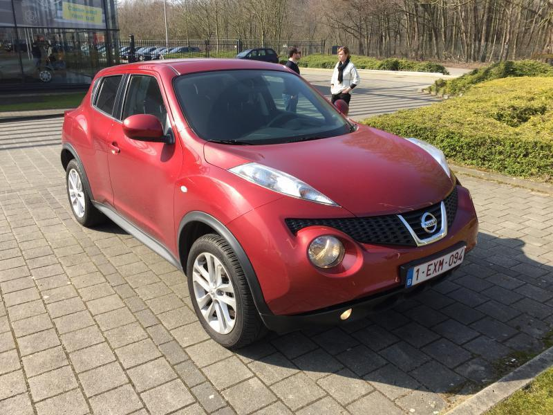 nissan juke connect edition 1 6 117cv 16500 km. Black Bedroom Furniture Sets. Home Design Ideas