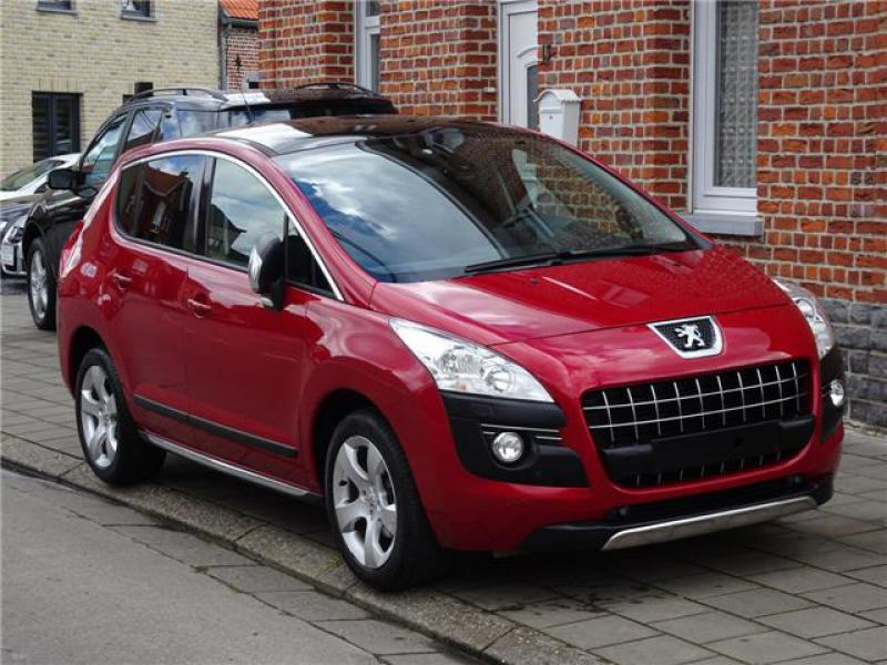 peugeot 3008 premium pack hdi 112cv 77935 km. Black Bedroom Furniture Sets. Home Design Ideas