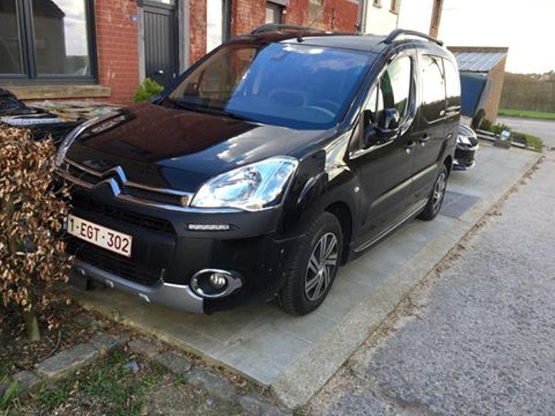 citroen berlingo xtr 1 6 hdi 92cv bvmp6 48000 km. Black Bedroom Furniture Sets. Home Design Ideas