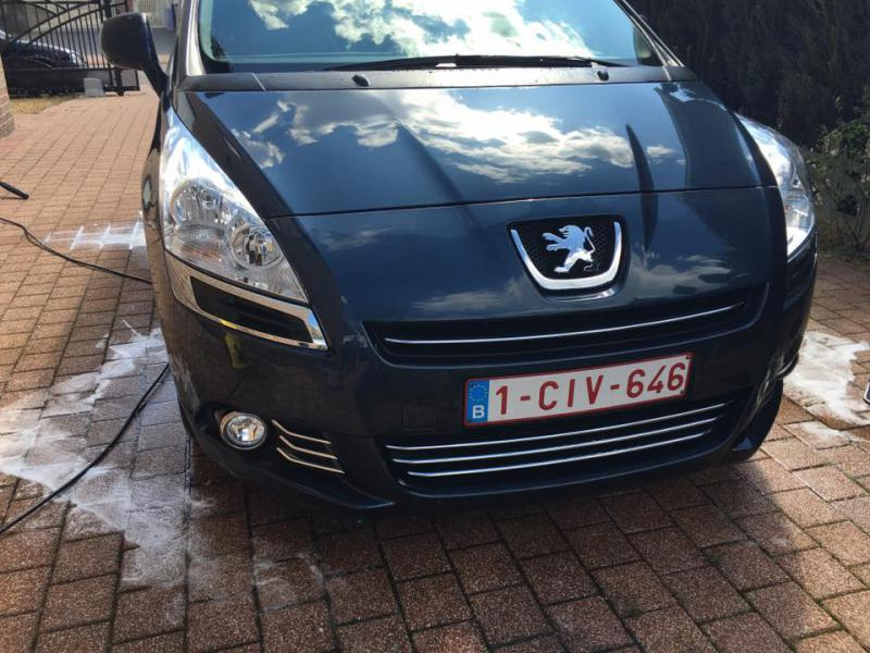 peugeot 5008 allure e hdi 115 bvmp6 7places 59875 km. Black Bedroom Furniture Sets. Home Design Ideas