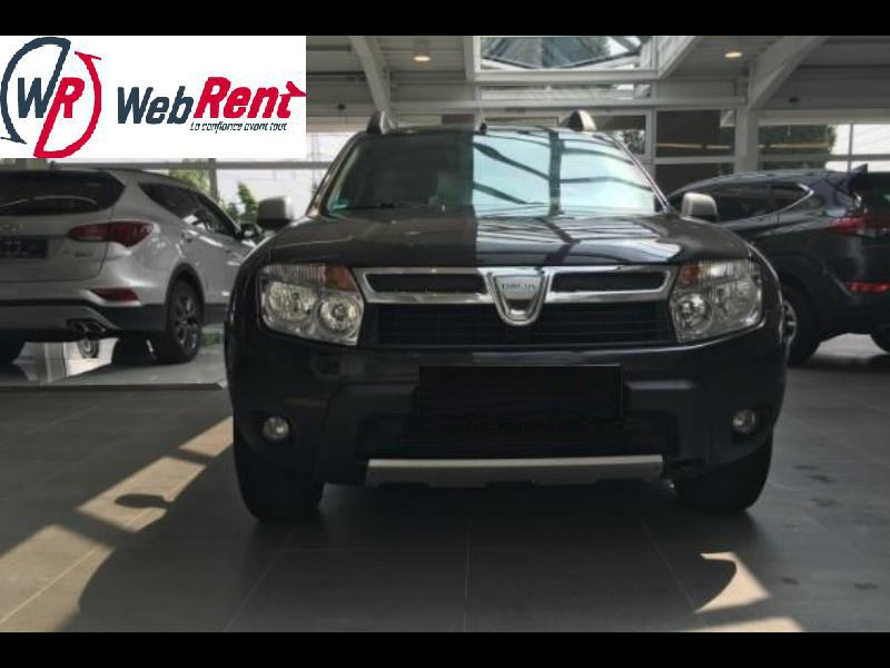 dacia duster laureate pack look 1 5 dci 110cv 4x2 59900 km. Black Bedroom Furniture Sets. Home Design Ideas