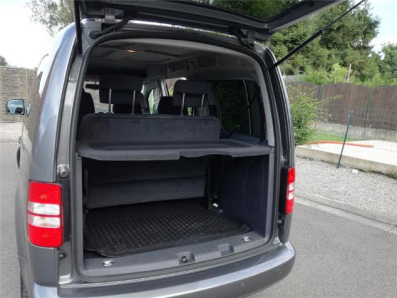 volkswagen caddy ii maxi confortline 2 0 cr tdi 140 fap. Black Bedroom Furniture Sets. Home Design Ideas