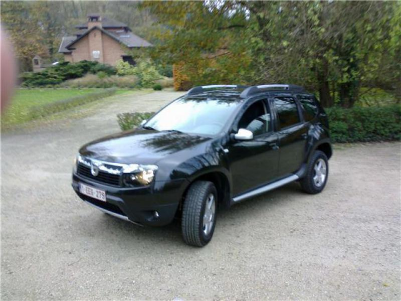 dacia duster prestige 105cv 4x2 48615 km. Black Bedroom Furniture Sets. Home Design Ideas